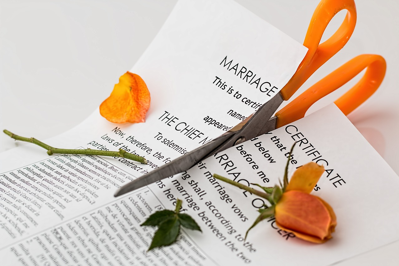 Divorce And Taxes Owed